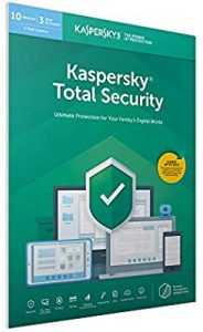 Kaspersky Total Security Crack 2020 With Serial Key Free Download