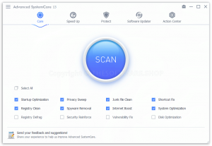 Advanced SystemCare 13.7.0.305 Crack License Key [2020]