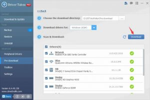 Driver Talent 7.1.33.10 Crack Free License Key [2020] Latest