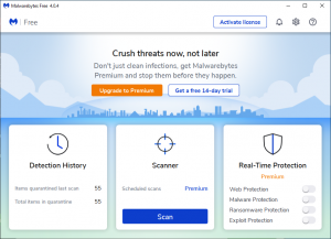 Malwarebytes 4.2.3.195 Crack + License Key Full Download