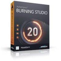 Ashampoo Burning Studio 22 Crack + Serial Key 2021 Latest